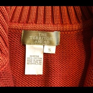 The Territory Ahead Sweaters - 100% Cotton Territory Ahead Sweater, size S